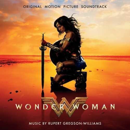 Harry Gregson-Williams-Wonder Woman (Original Motion Picture Soundtrack)