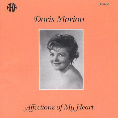 Doris Marion Sings