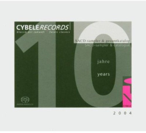 10 Years Cybele Records /  Various