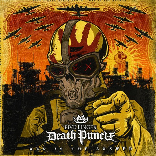 Five Finger Death Punch - War Is The Answer [Import]