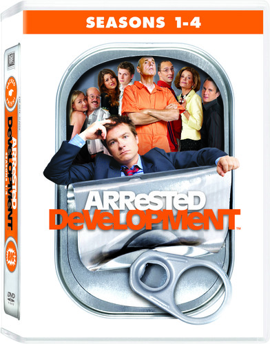 Arrested Development: Seasons 1-4