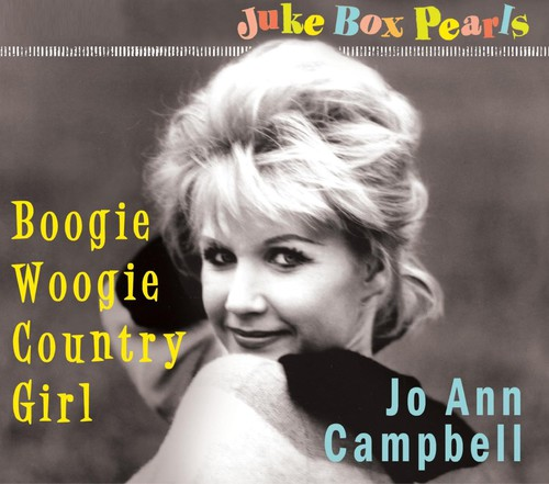 Boogie Woogie Country Girl