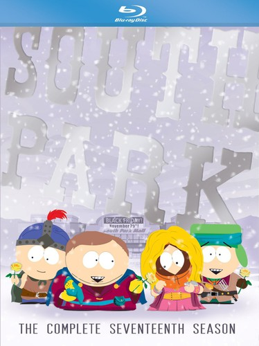 South Park: The Complete Seventeenth Season