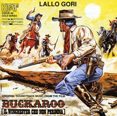 Buckaroo (The Winchester Does Not Forgive) (Original Soundtrack) [Import]