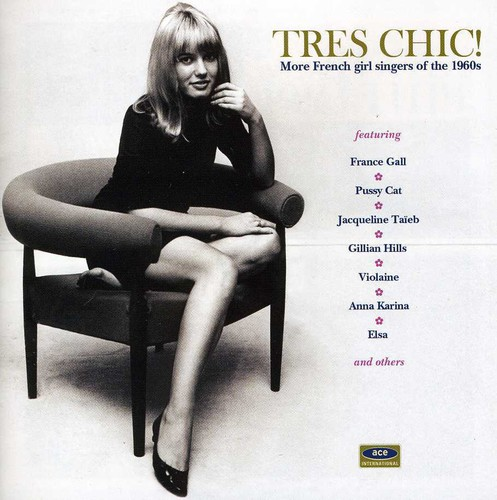 Tres Chic: More French Singers of the 1960's /  Various [Import]