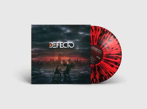 Nemesis (splatter Red/ black Vinyl)