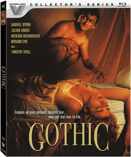 Gothic (Vestron Video Collector's Series)