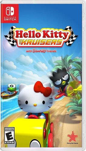 - Hello Kitty Kruisers for Nintendo Switch
