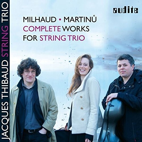 Complete Works for String Trio