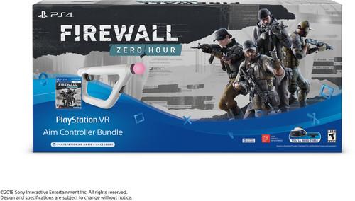 Firewall: Zero Hour VR - PlayStation VR Aim Controller Bundle forPlayStation 4