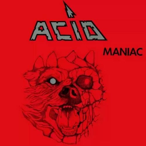 Acid - Maniac: Expanded Edition (Uk)