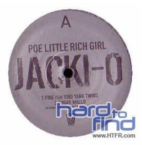 Poe Little Rich Girl [Explicit Content]