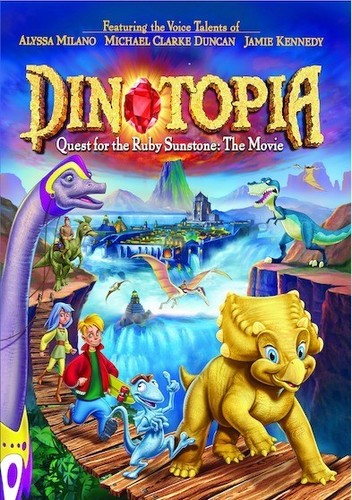 Dinotoptia: Quest for the Ruby Sunstone