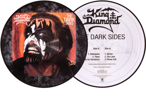 King Diamond - Dark Sides (Pict)