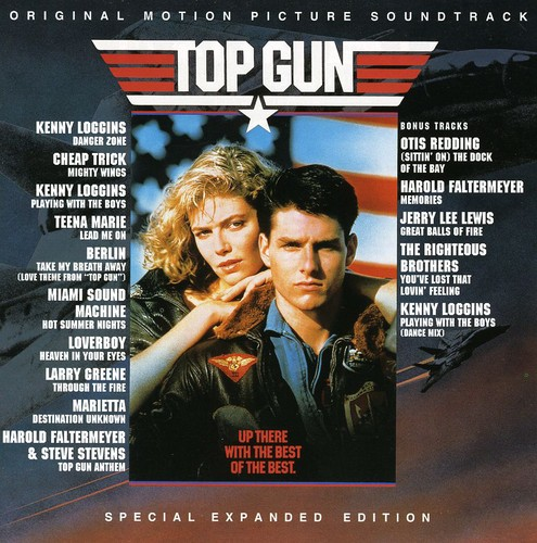 Top Gun [Movie] - Top Gun (By Tony Scott) [Import]