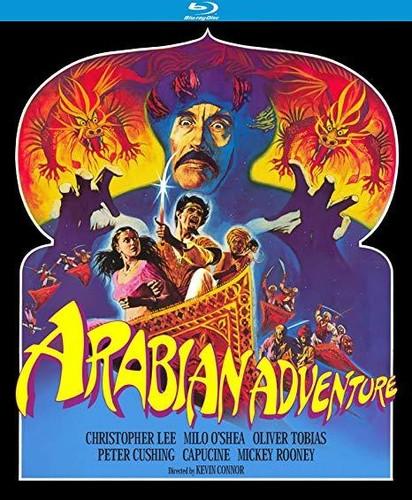 - Arabian Adventure