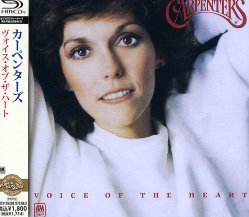 Carpenters - Voice Of The Heart (Jpn) (Shm)