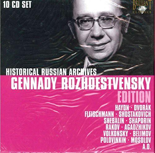 Rozhdestvensky Edition Vol 1