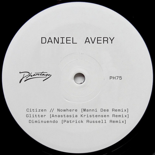 Daniel Avery - Song For Alpha Remixes - One EP [Vinyl]