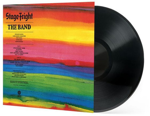 The Band - Stage Fright [Vinyl]