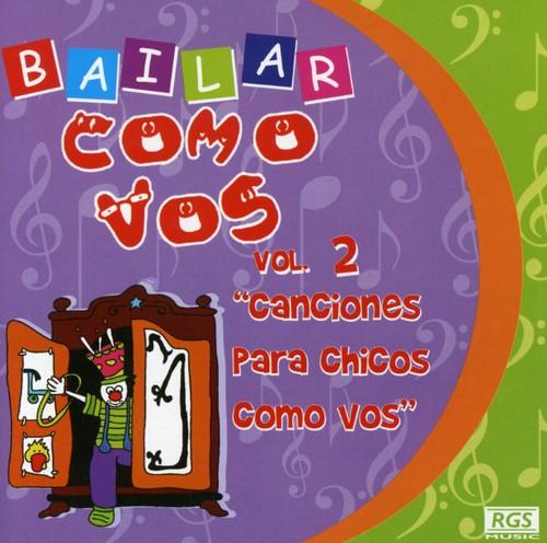Bailar Como Vos 1 /  Various [Import]