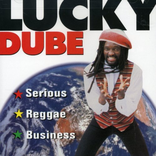Lucky Dube - Serious Reggae Business