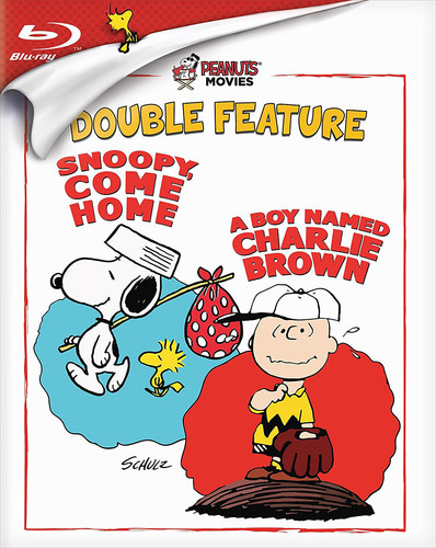 Peanuts: Snoopy Come Home and a Boy Named Charlie Brown
