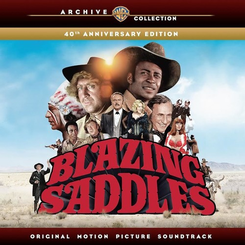 Blazing Saddles (Original Soundtrack)