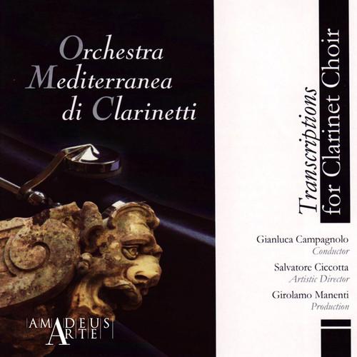 Transcriptions for Clarinet Choir