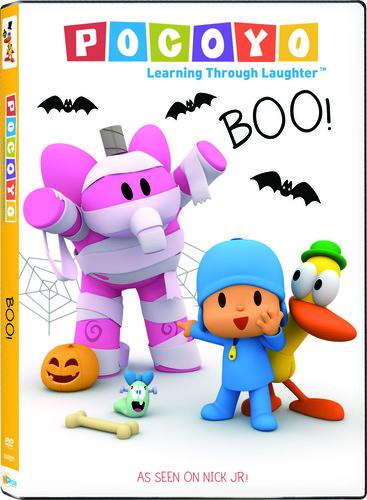 Pocoyo: Boo!