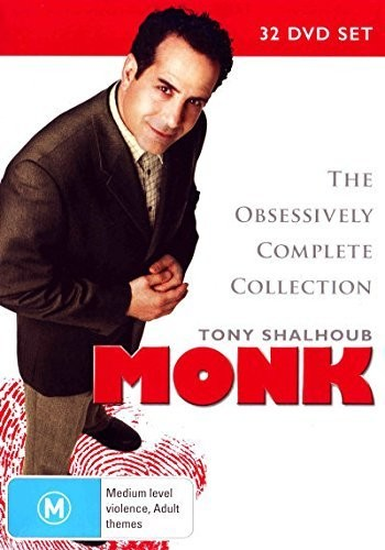 Monk Complete Collection
