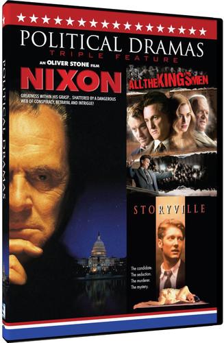 Political Dramas: Nixon, All the King's Men, Storyville