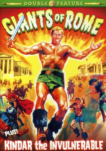 Double Feature: Giants of Rome & Kindar the Invuln