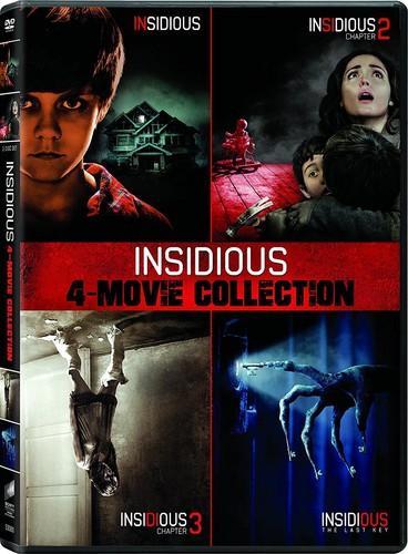 Insidious [Movie] - Insidious: 4-Movie Collection