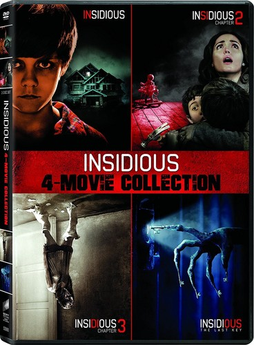 Insidious: 4-Movie Collection