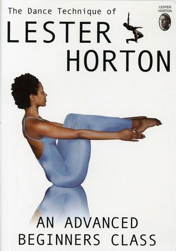Dance Technique of Lester Horton: Guide for Teachi
