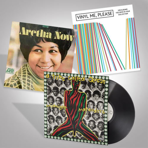 Vinyl Collection Starter: Set 1