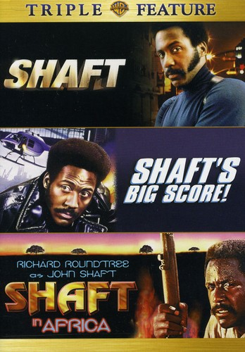 Shaft [Movie] - Shaft Collection: (Shaft / Shaft's Big Score / Shaft in Africa)
