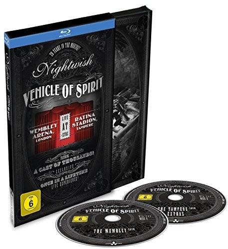 - Vehicle Of Spirit / (Uk)