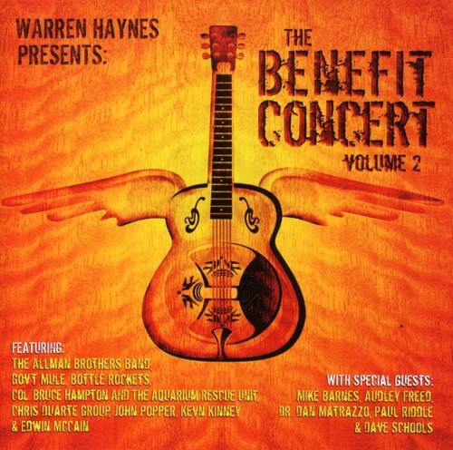 Warren Haynes - The Benefit Concert, Vol. 2
