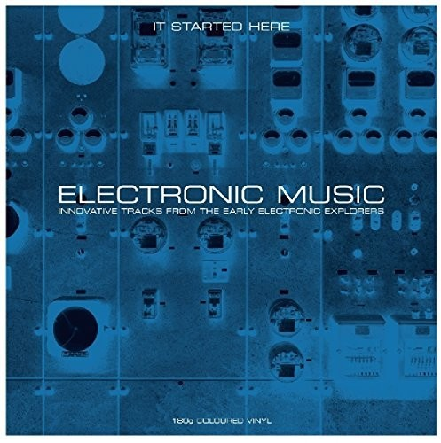 Electronic Music It Started Here /  Various [Import]