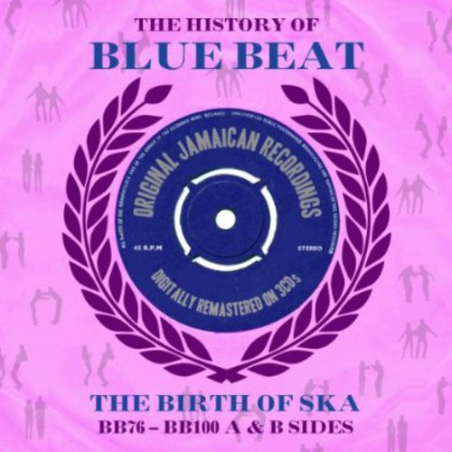 History of Blue Beat: BB76 BB100 A&B Sides /  Various [Import]