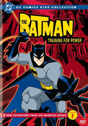 Batman: Training for Power - Season 1: Volume 1