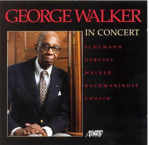 George Walker in Concert