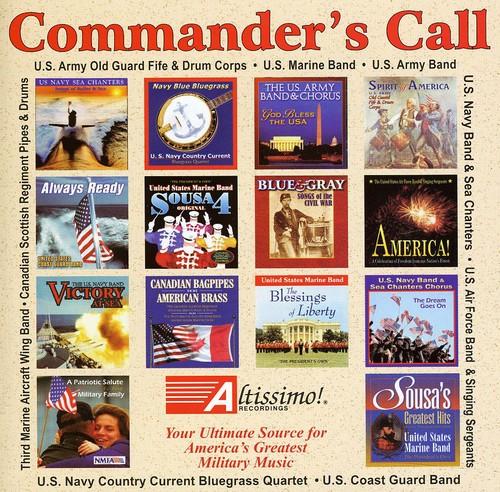 Commanders Call