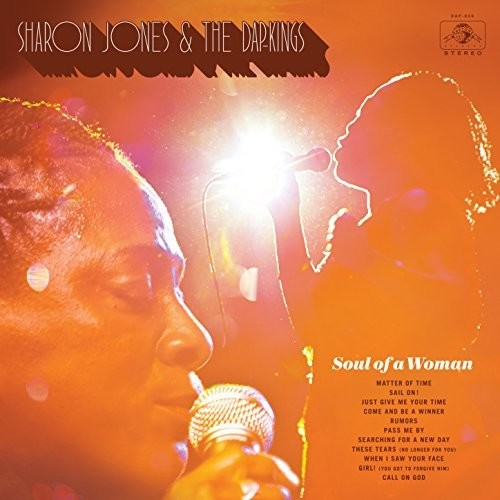 Sharon Jones & The Dap-Kings - Soul Of A Woman [LP]