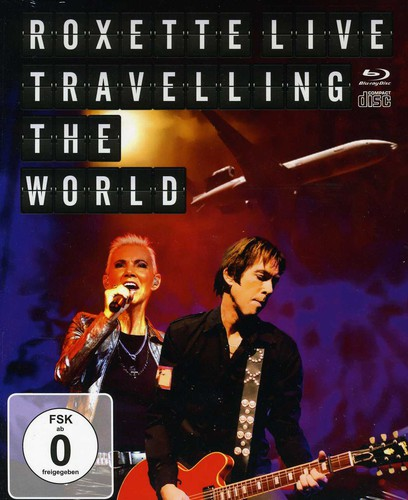 Roxette - Roxette Live Travelling The World [Import]