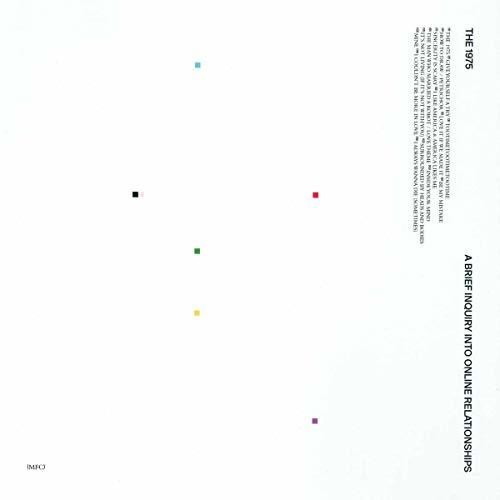 The 1975 - A Brief Inquiry Into Online Relationships [Import]