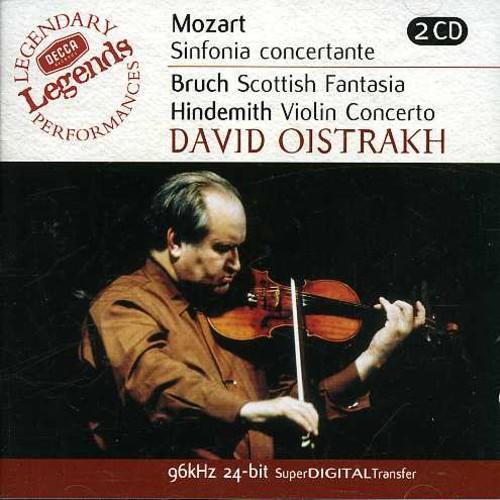 Sinfonia Concertate /  Scottish Fantasia