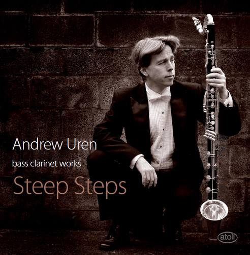Steep Steps: Bass Clarinet Works